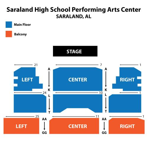 University Of Mobile MainStage Musical Into The