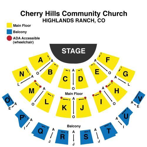 Highlands Ranch Events: CHC Roar Featuring Matthew West Cherry Hills