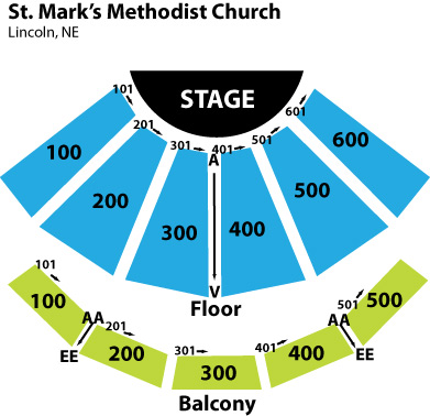 Tickets Joseph Hall In Lincoln Ne Itickets