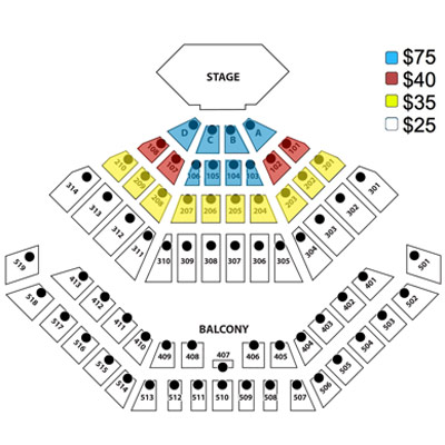 Third Row Seating >> Miracle Tour Tickets, Sun, May 19, 2013 at 7:00 PM in Orlando, FL | iTickets
