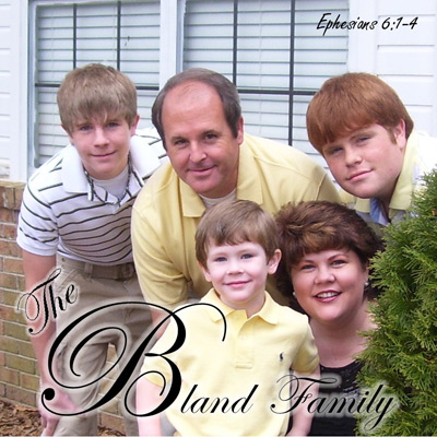 Bland Family