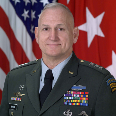 Lt. General (Retired) William G. (Jerry) Boykin