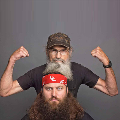 Duck Dynasty) concert and event listings -Willie & Si (Duck Dynasty