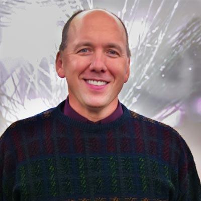 Pastor Jonathan Schaeffer