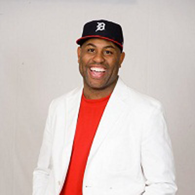 Eric Thomas the Hip Hop Preacher