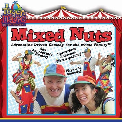 Mixed Nuts by A Touch of Magic