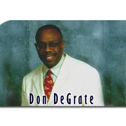 Don DeGrate concert and event listings -Don DeGrate