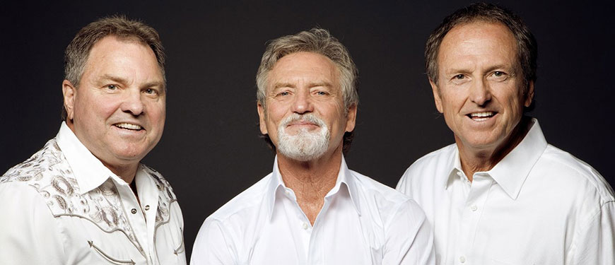 Larry Gatlin & The Gatlin Brothers concert