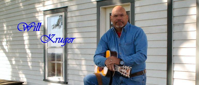 Will Kruger concert