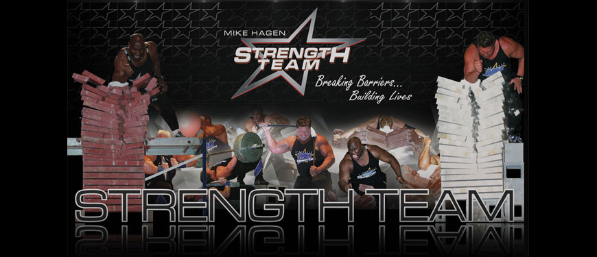 Strength Team concert