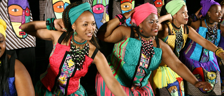 Soweto Gospel Choir concert