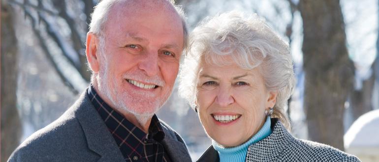 Stuart and Jill Briscoe concert