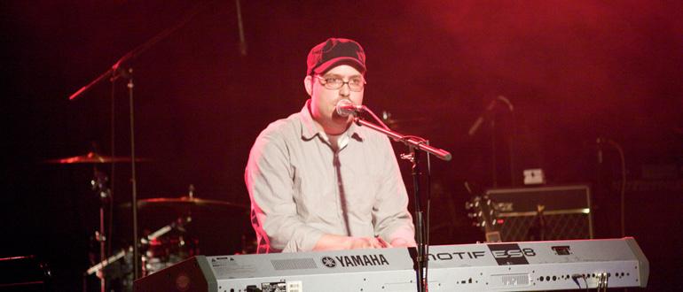 Ben Shive concert