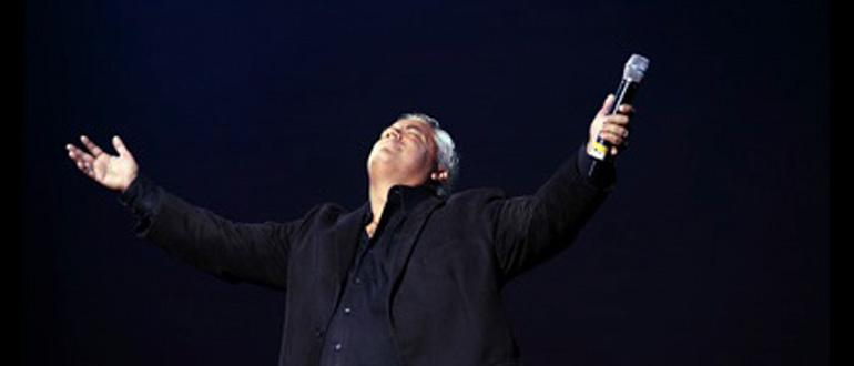 Danny Berrios concert