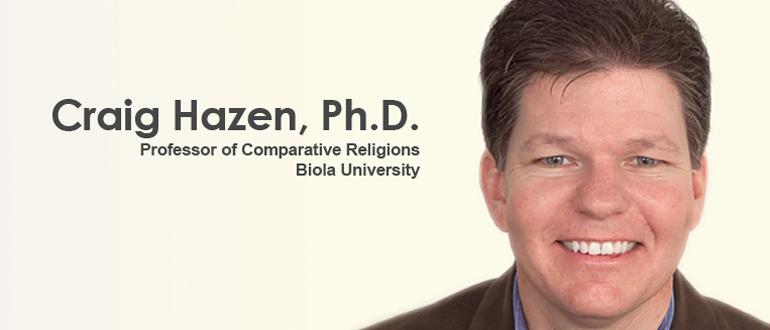 Craig Hazen