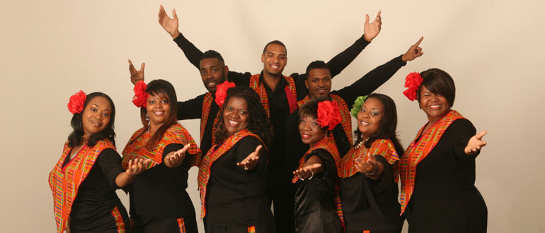 Harlem Gospel Choir concert