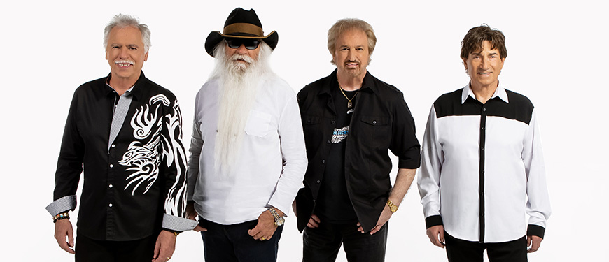 Oak Ridge Boys concert