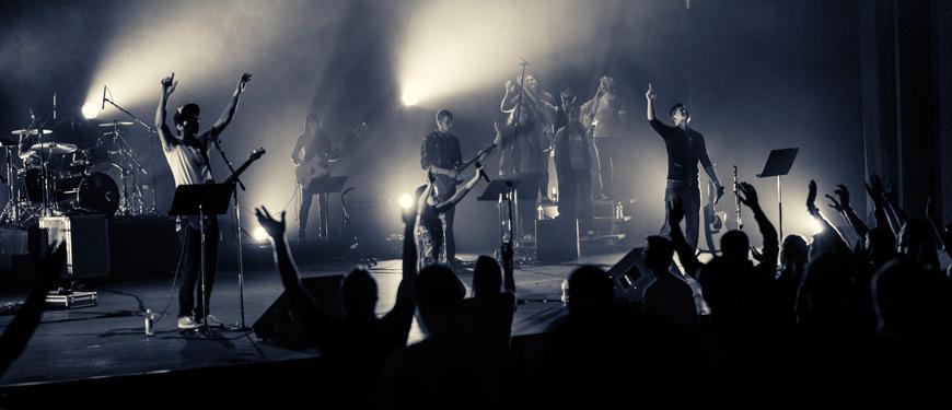 Revive concert
