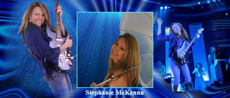 Stephanie McKenna concert