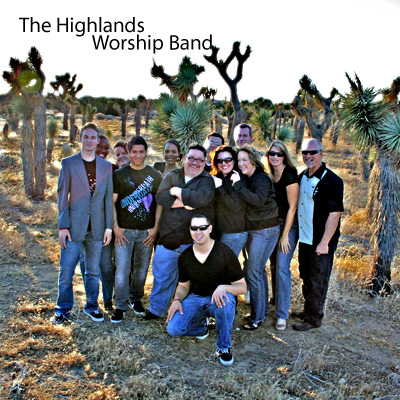 Highlands Worship Band concert
