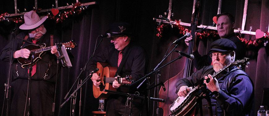 Redstar Express concert