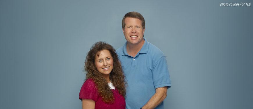 Jim Bob & Michelle Duggar