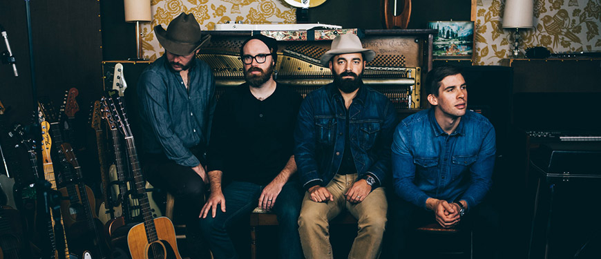 Drew Holcomb & the Neighbors concert
