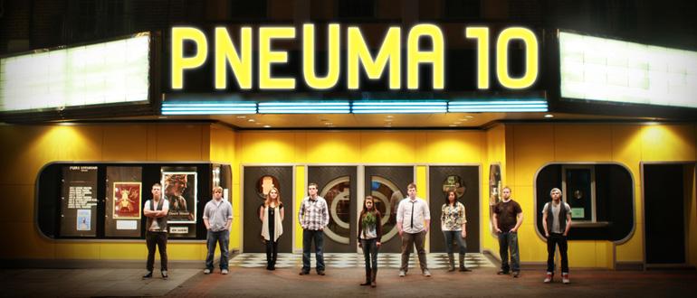 Pneuma 10 concert
