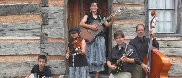 The Lemonds Family Bluegrass and Gospel Band