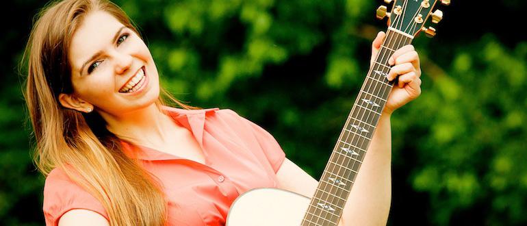 Cristabelle Braden concert