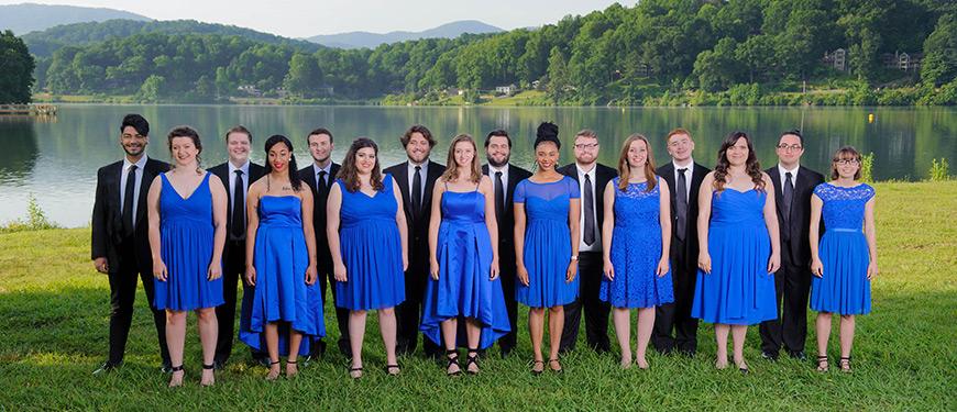 Lake Junaluska Singers concert