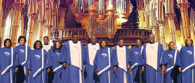 Chicago Mass Choir concert