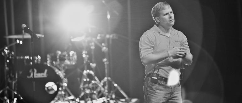 Todd Burpo concert