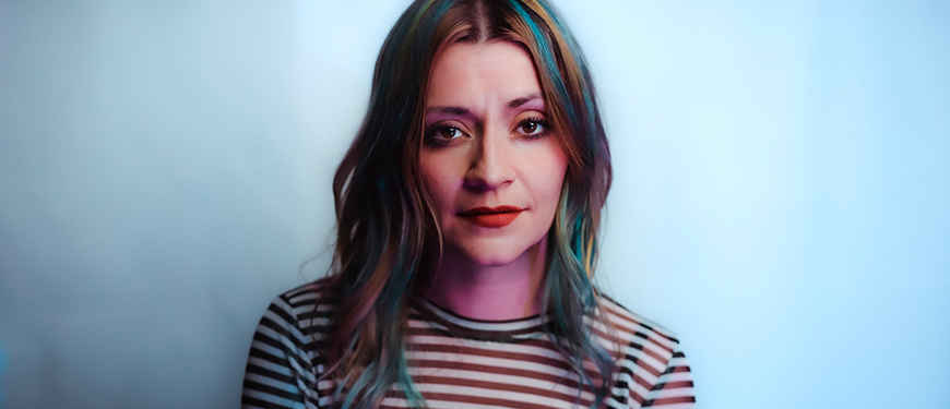 Lacey Sturm from Flyleaf