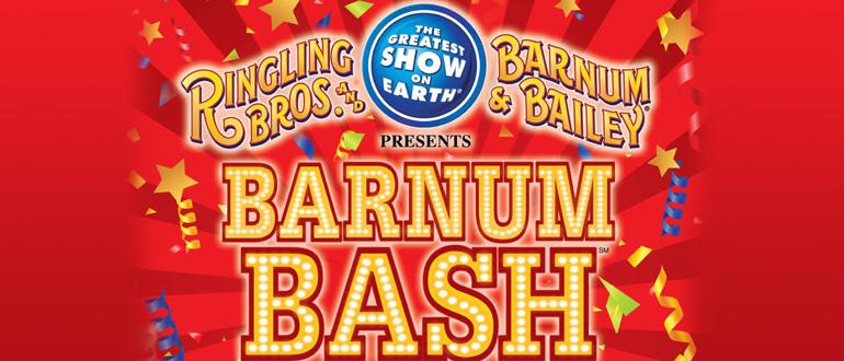 Barnum Bash concert