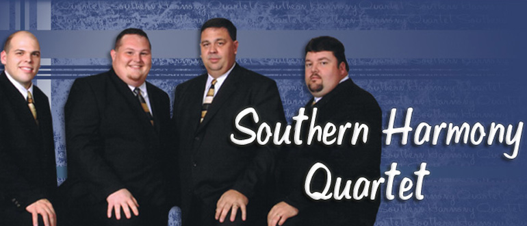 Southern Harmony Quartet concert