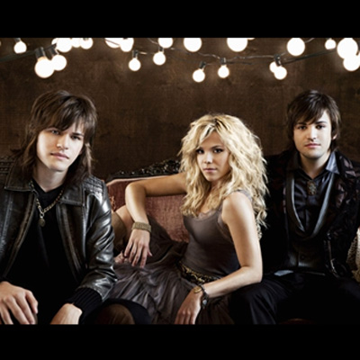 The Band Perry concert