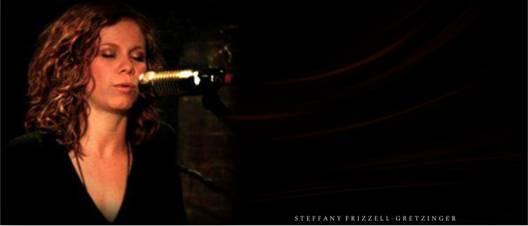 Steffany Frizzell- Getzinger from Bethel Music