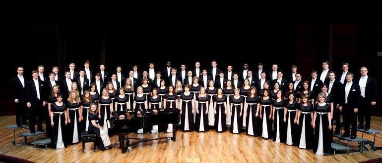 Indiana Wesleyan University Chorale concert