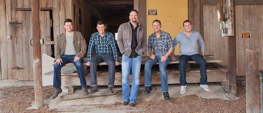 Hunter Smith Band