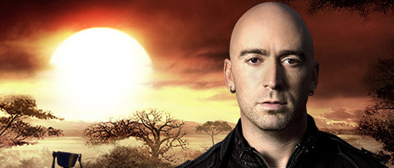 Ed Kowalczyk (Lead Vocalist from the band LIVE) concert