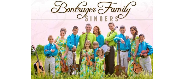 The Bontrager Family concert
