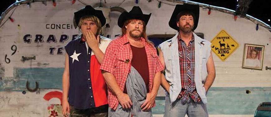 3 Redneck Tenors concert