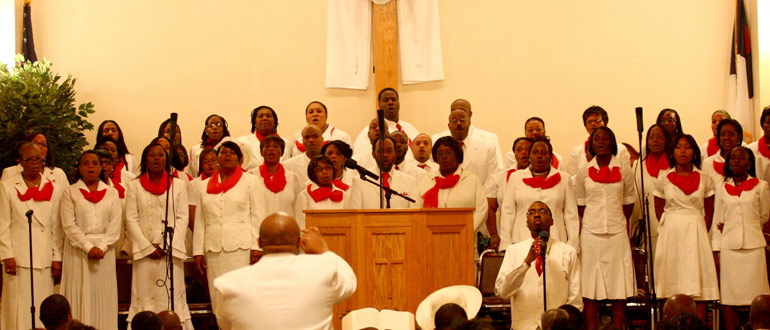 Miller Evangelical Choir concert