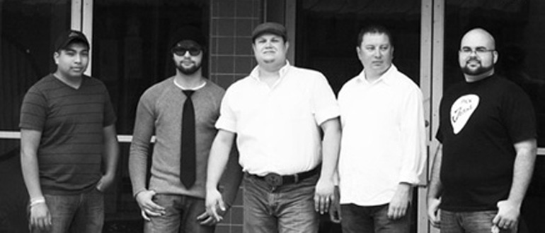 The Brandon Pierce Band
