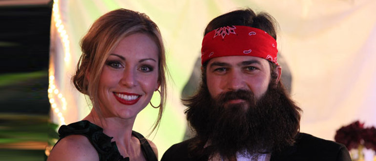 Jep & Jessica Robertson (Duck Dynasty) concert