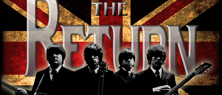 The Return- The Ultimate Beatles Experience concert
