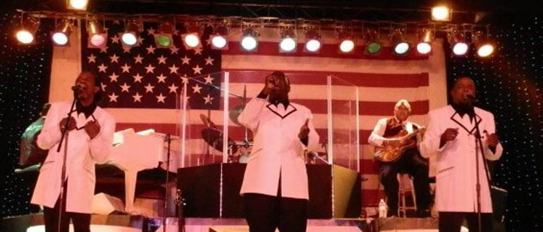 Carolina Soul Band concert