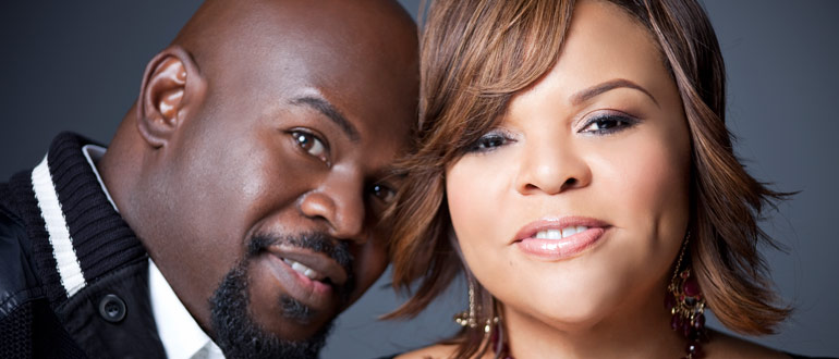 Tamela & David Mann concert