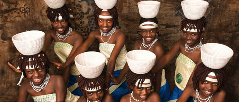Asante African Children's Choir